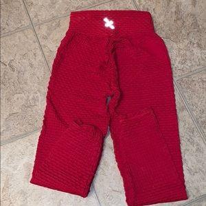 Pants - Booty scrunch leggings